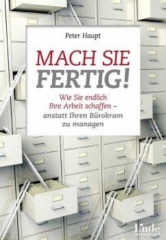Mach sie fertig! (eBook, PDF) - Haupt, Peter