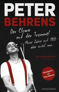 Peter Behrens: Der Clown mit der Trommel (eBook, ePUB) - Behrens, Peter