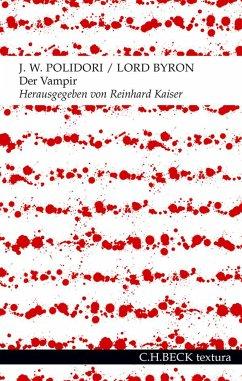 Der Vampir (eBook, ePUB) - Polidori, John William; Byron, George Gordon