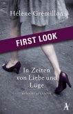 XXL-Leseprobe: Grémillon - In Zeiten von Liebe und Lüge (eBook, ePUB)