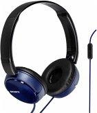 Sony MDR-ZX310APL On-Ear Kopfhörer blau