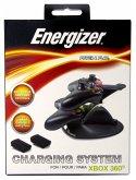Energizer 2x Ladestation (inkl. 2 Akkus) (Xbox 360)