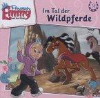 Prinzessin Emmy - Im Tal der Wildpferde, 1 Audio-CD