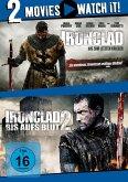 Ironclad 1: Bis zum letzten Krieger / Ironclad 2: Bis aufs Blut - 2 Disc DVD