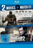 Ironclad 1: Bis zum letzten Krieger / Ironclad 2: Bis aufs Blut - 2 Disc Bluray