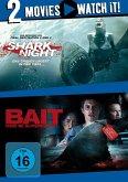 Shark Night / Bait - Haie im Supermarkt - 2 Disc DVD