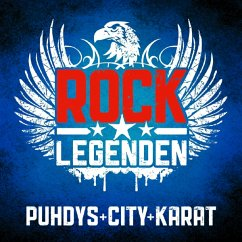 Rock Legenden - Puhdys,City,Karat
