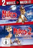 Niko - Ein Rentier hebt ab / Niko 2 - Kleines Rentier, großer Held (2 Discs)