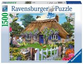 Ravensburger 16297 - Cottage Howard Robinson - 1500 Teile Puzzle