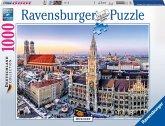 Ravensburger 19426 - Blick auf München, 1000 Teile Puzzle
