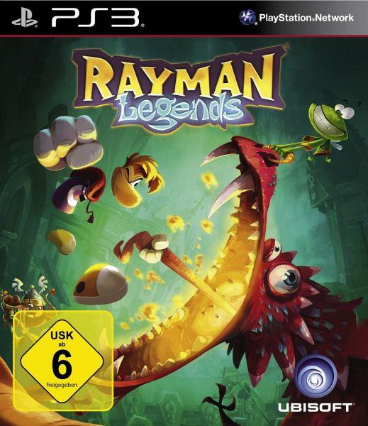 rayman legends playstation 3 spiel. Black Bedroom Furniture Sets. Home Design Ideas