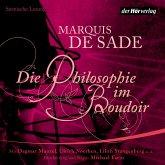 Die Philosophie im Boudoir (MP3-Download)