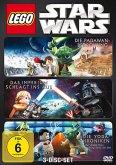 Lego Star Wars: Die Padawan Bedrohung / Das Imperium schlägt ins Aus / Die Yoda Chroniken (3 Discs)