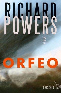 ORFEO (eBook, ePUB) - Powers, Richard
