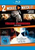 Tödliche Versprechen + Das Imperium der Wölfe - 2 Disc Bluray
