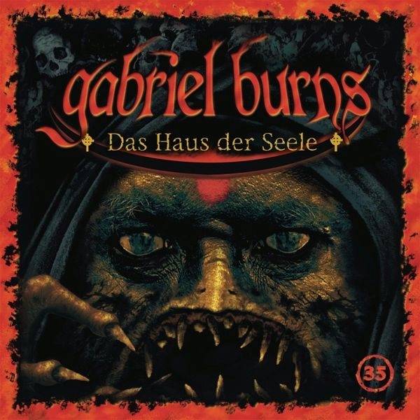 das haus der seele gabriel burns 1 audio cd cd. Black Bedroom Furniture Sets. Home Design Ideas