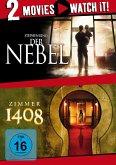 Doppel-Schocker: Der Nebel + Zimmer 1408 - 2 Disc DVD