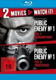 Public Enemy No.1 - Mordinstinkt & Todestrieb - Double Feature - 2 Disc Bluray