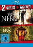 Doppel-Schocker: Der Nebel + Zimmer 1408 - 2 Disc Bluray
