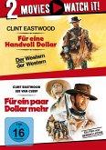 Für eine Handvoll Dollar & Für ein paar Dollar mehr - 2 Disc DVD