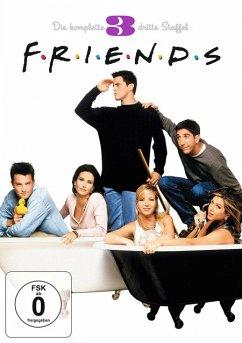 FRIENDS Staffel 3 - Episoden 01 - 06
