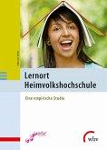 Lernort Heimvolkshochschule (eBook, PDF)