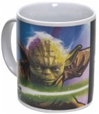 Joy Toy 99108 - Star Wars Yoda Keramiktasse