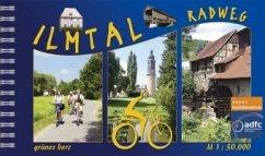 Ilmtal-Radwanderweg - Gebhardt, Lutz