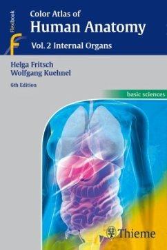 Color Atlas of Human Anatomy - Fritsch, Helga;Kühnel, Wolfgang