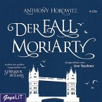 Der Fall Moriarty, 4 Audio-CDs