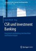 CSR und Investment Banking