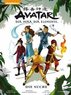 Die Suche 1-3 / Avatar - Der Herr der Elemente Bd.5-7 - Yang, Gene Luen