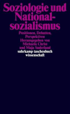 Soziologie und Nationalsozialismus (eBook, ePUB)