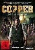 Copper - Justice is brutal - Staffel zwei DVD-Box