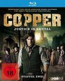 Copper - Justice is brutal - Staffel zwei BLU-RAY Box