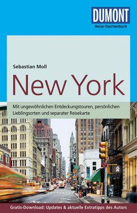 dumont reise taschenbuch reisef hrer new york von sebastian moll taschenbuch. Black Bedroom Furniture Sets. Home Design Ideas