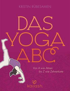 Das Yoga-ABC (eBook, ePUB) - Rübesamen, Kristin
