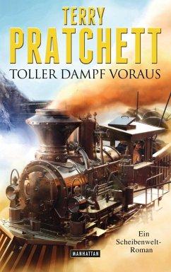 Toller Dampf voraus / Scheibenwelt Bd.34 (eBook, ePUB)