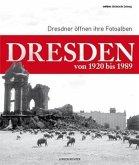 Dresden von 1920 bis 1989