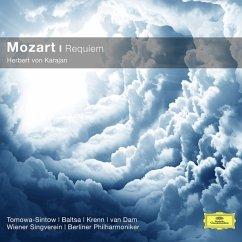 Mozart Requiem-Herbert Von Karajan (Cc) - Karajan/Tomowa-Sintow/Baltsa/Krenn/Van Dam/Bp/+