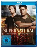 Supernatural - Die komplette 8. Staffel