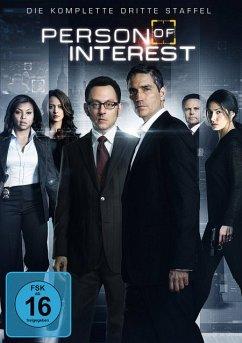 Person of Interest - Die komplette 3. Staffel - Jim Caviezel,Taraji P.Henson,Kevin Chapman