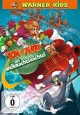 Tom & Jerry als Weihnachtswichtel DVD-Box