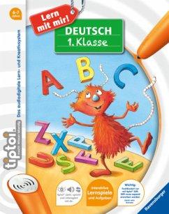 tiptoi® Deutsch 1. Klasse - Odersky, Eva