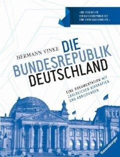 Die Bundesrepublik Deutschland - Vinke, Hermann