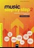 Music Step by Step 2. Paket (Lehrerhandbuch + Medienbox = 5 CDs)