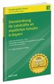 Dienstordnung für Lehrkräfte an staatlichen Schulen in Bayern (Lehrerdienstordnung - LDO)