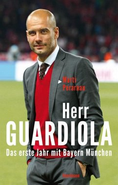 Herr Guardiola (eBook, ePUB) - Perarnau, Martí