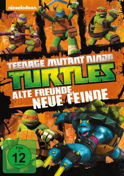 teenage mutant ninja turtles alte freunde neue feinde auf dvd portofrei bei b. Black Bedroom Furniture Sets. Home Design Ideas