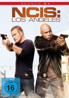 NCIS: Los Angeles - Season 4.1 (3 Discs) - Hunt,Linda/O'Donnell,Chris/Olsen,Eric Christian